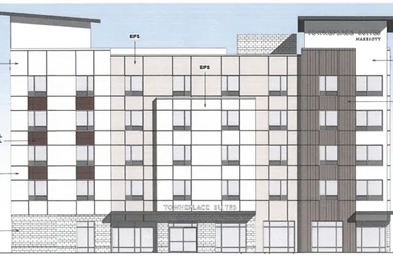 Another hotel is planned for downtown after convention center reopens