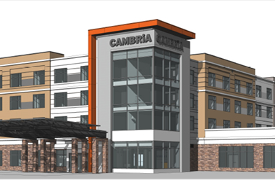 New hotel planned near Nashville International Airport