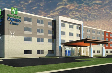 Holiday Inn Express & Suites expected to open in Florence 2019